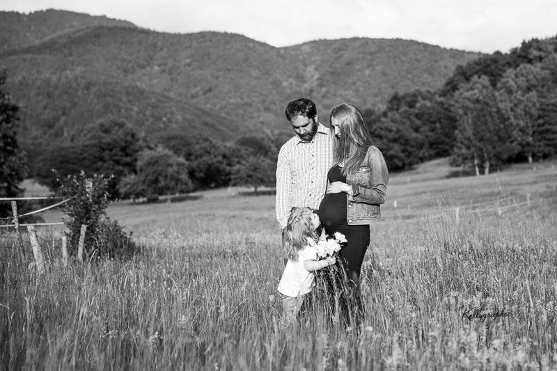 séance futur maman famille photographe lifestyle