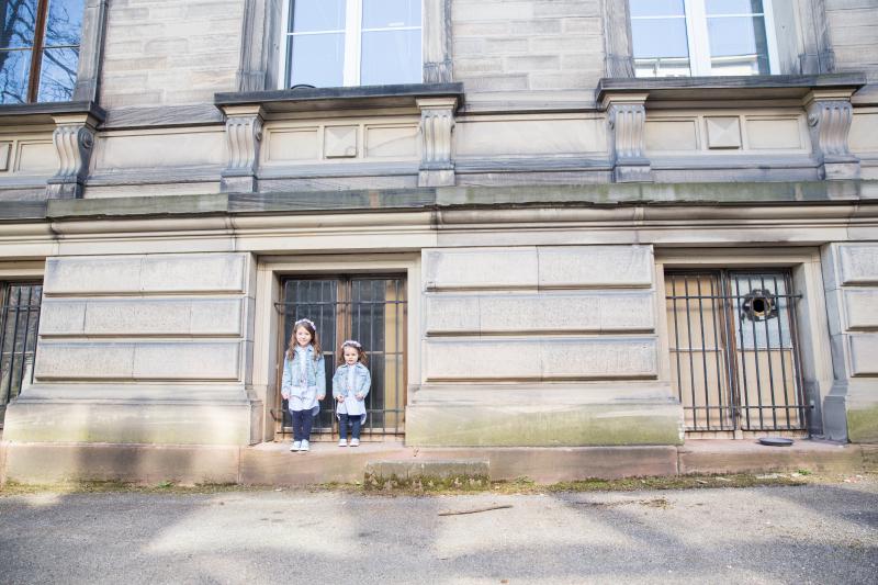 Séance enfant à Strasbourg