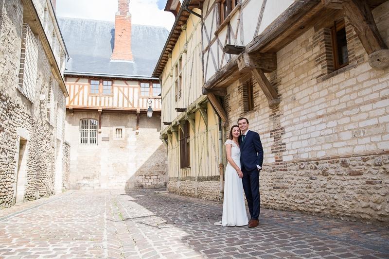 Mariage en Alsace, Bas-Rhin, couple