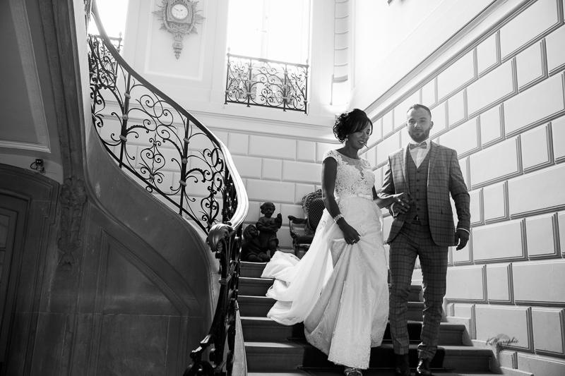 Mariage en Alsace 2020 à Strasbourg au château de Pourtalès